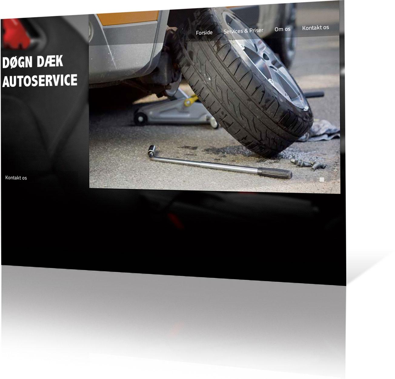 autoservice-hjemmeside