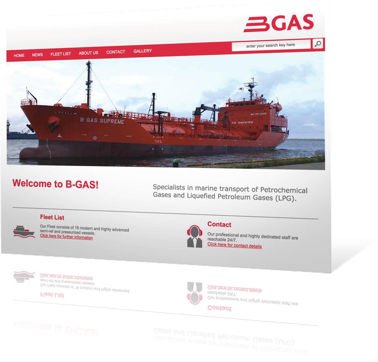 bgas-hjemmeside