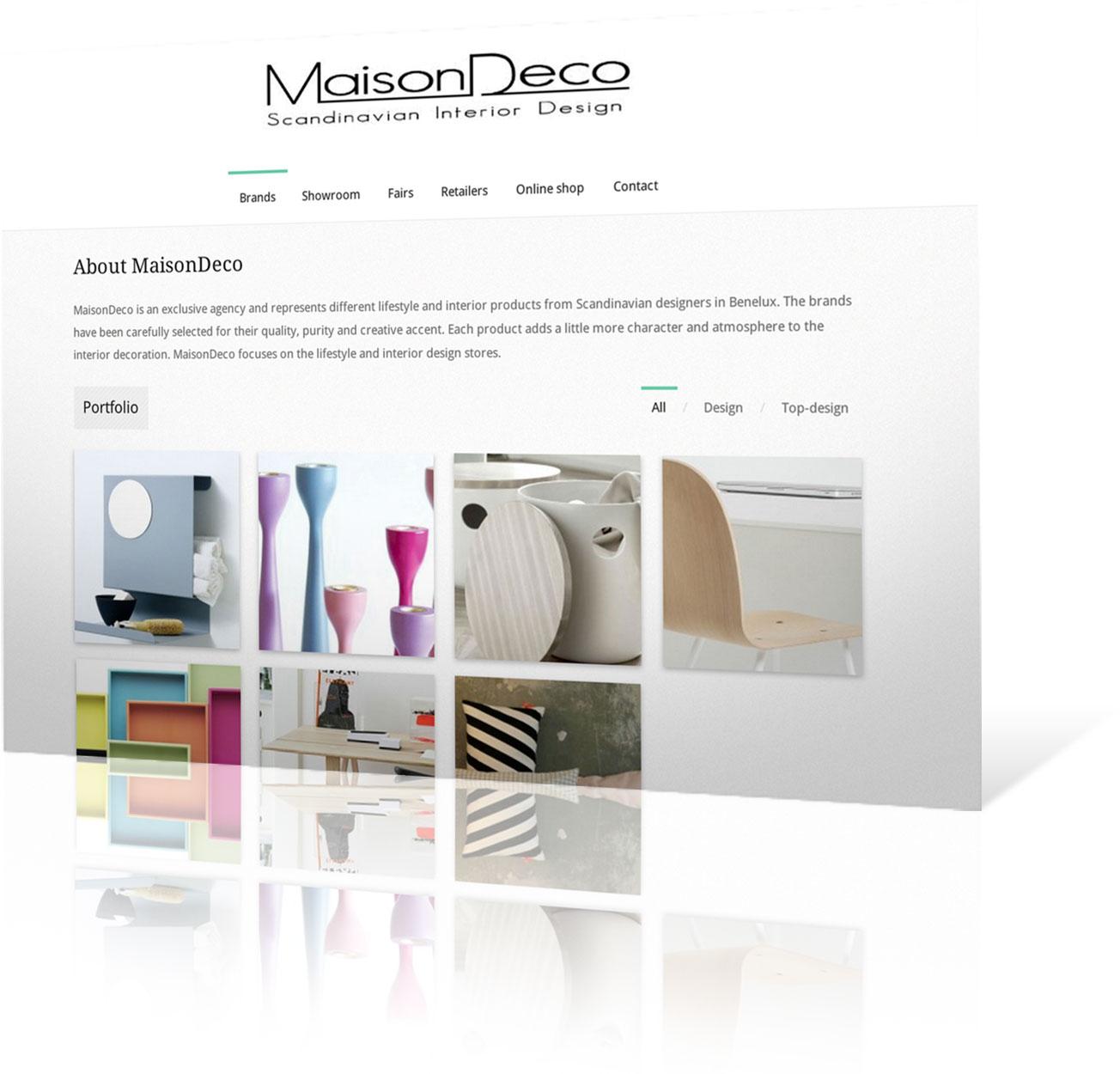 maisondeco-hjemmeside