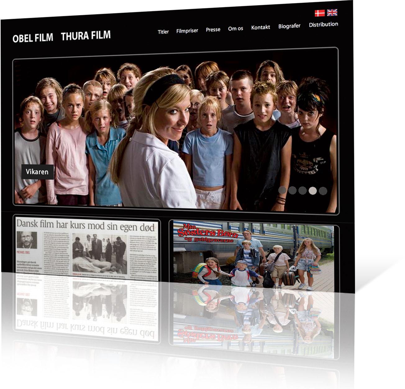 obel-film-hjemmeside